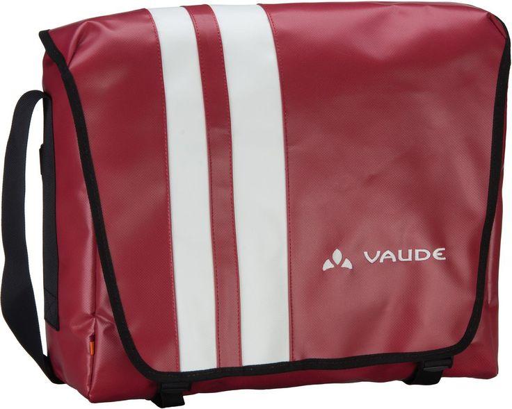 Vaude Bert L Red (innen: Grau) - Notebooktasche   Tablet