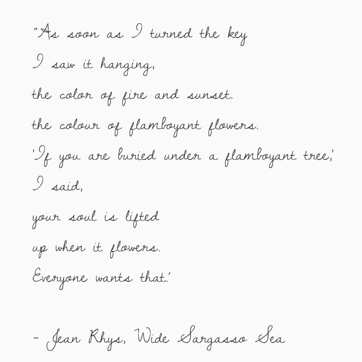 "a literary analysis of jean rhys Most people, who grow up in the society that they're born in, always identify these places as their homes and have a feeling of belonging towards them foreigners, usually associate themselves with the places where they spend most of their childhood this issue is clearly seen in ""jean rhys"", wide sargasso sea the protagonist, antoinette, [."