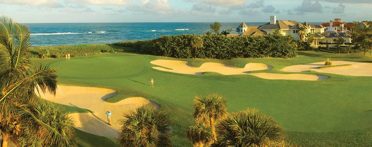 Jack Nicklaus Signature Golf Course :: Sailfish Point