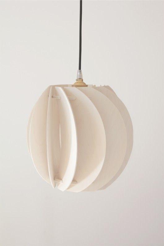 lampa PAPOULA-biała