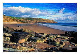 Nant-y-Big, a family-run camping and caravan site for over 80 years, is the only campsite that is positioned by beautiful Porth Ceiriad beach near Abersoch on the Lleyn Peninsula.