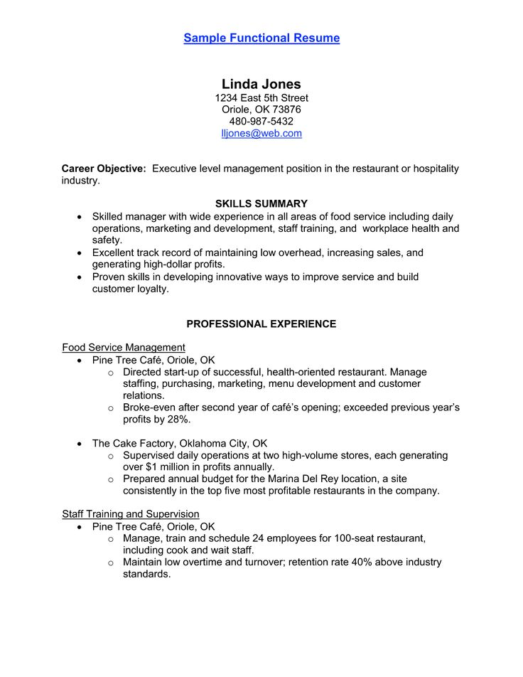 46++ Inventory manager resume description Format