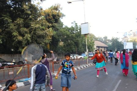 DPS Bopal hosted Raahgiri, a Times event, celebrating the essence of Street Culture
