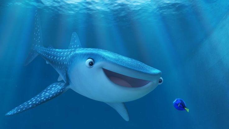 Mira el nuevo trailer de Buscando a Dory de Disney•Pixar – CineFanático.com #cine #trailer