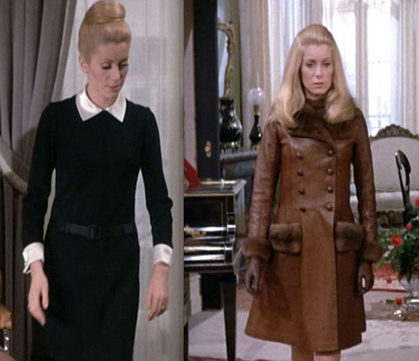 Фильм Луиса Бунюэля Дневная красавица (1967)