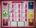 Doors of Poetry - National Poetry Month Bulletin Board
