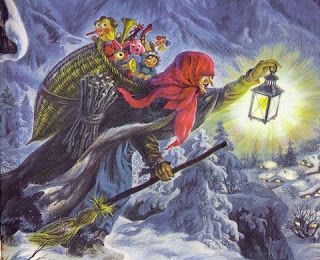 diane.ro: Befana, vrăjitoarea italiană a Crăciunului
