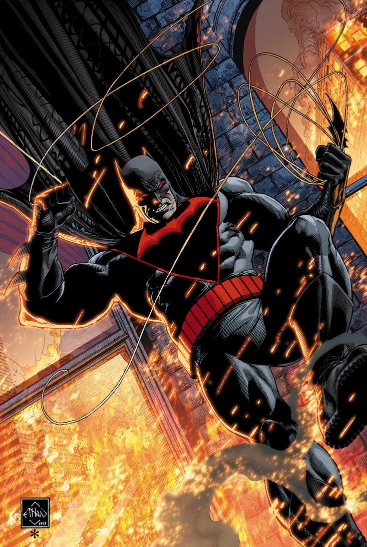 Batman by Ethan Van Sciver