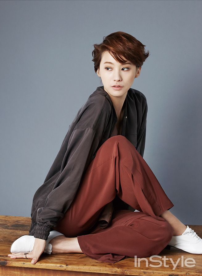 2014.02, InStyle, Yoo In Young, Man From The Stars