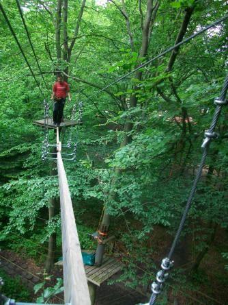 Let's visit Romania together - Adventure Park, Brasov, Romania at romanianexperience.wordpress.com