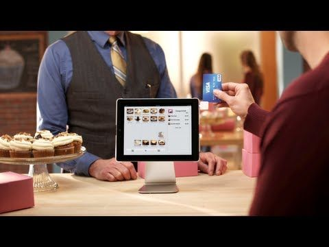 Targeting Merchants, Square Debuts Register iPad App And Analytics; Now Processing $4B In Payments Per Year