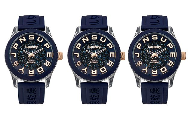 WIN 1 of 8 Superdry Tokyo Shimmer Watches Worth R1995