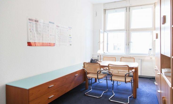 Moderne Büroräume in top Lage nahe Ku'damm #Büro #Bürogemeinschaft #Office #Coworking #Berlin