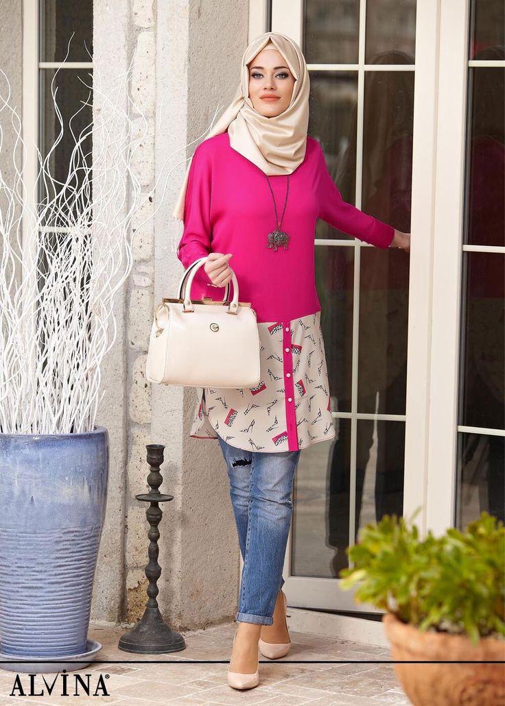 Modern desenler yazın canlı renkleri ile buluşunca.. #alvina #alvinamoda #alvinafashion #alvinaforever #hijab #hijabstyle #hijabfashion #tesettür #fashion #stylish #modern #havalı #bambaşka #alvinakadını
