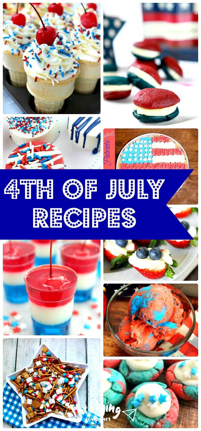 17 Best Images About July 4th Food On Pinterest Fourth
