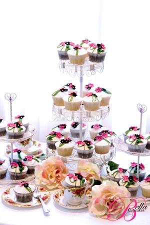 Cupcake tafel