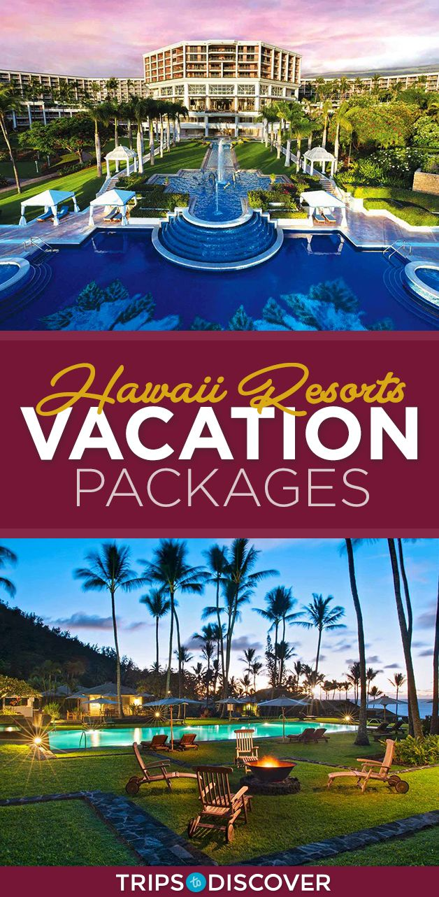 8 Best Hawaii Resorts With Vacation Packages