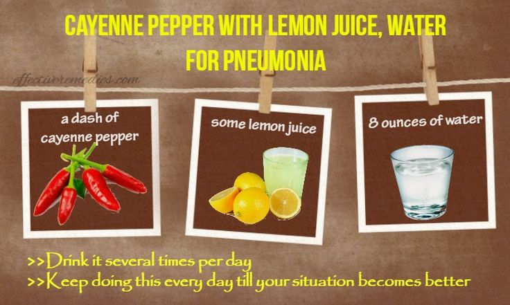 Top 31 natural home remedies for pneumonia in adults and children