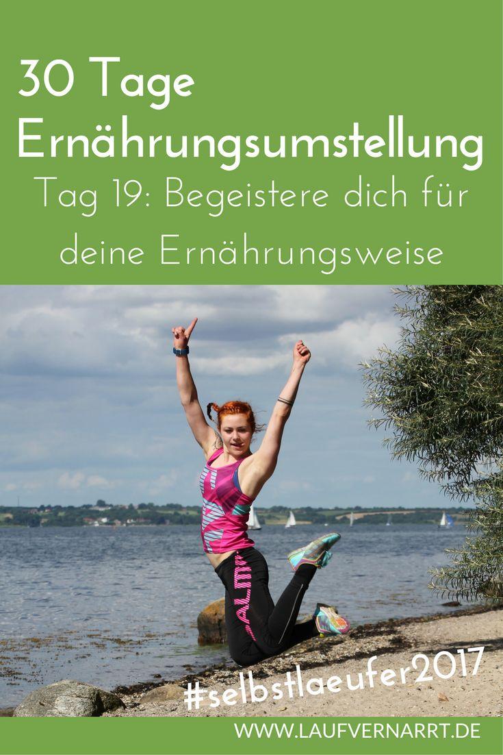 Weißt du, was super disziplinierte Menschen von erfolgreichen Selbstläufern unterscheidet? Selbstläufer LIEBEN, was sie tun! Wie du dahin kommst, erfährst du im 19. Artikel der 30 Tage Ernährungsumstellung auf www.laufvernarrt.de