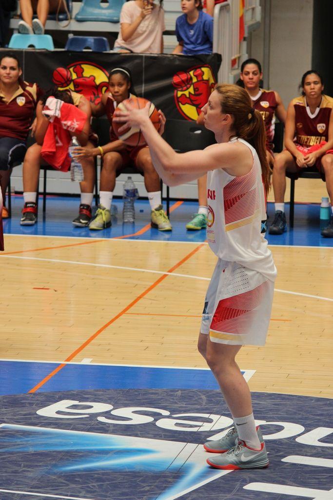 Baloncesto - Huelva 2015 - Laura Gil - Foto Anesmar