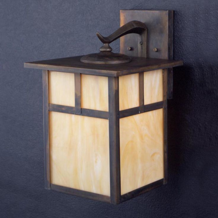 Kichler alameda outdoor wall lantern in canyon view the kichler alameda outdoor wall lantern is a one light wall fixture that gently and warmly