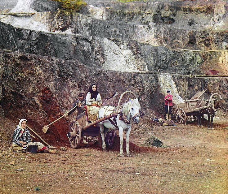 Sergey Prokudin-Gorsky - Russia Before the Revolution in Color