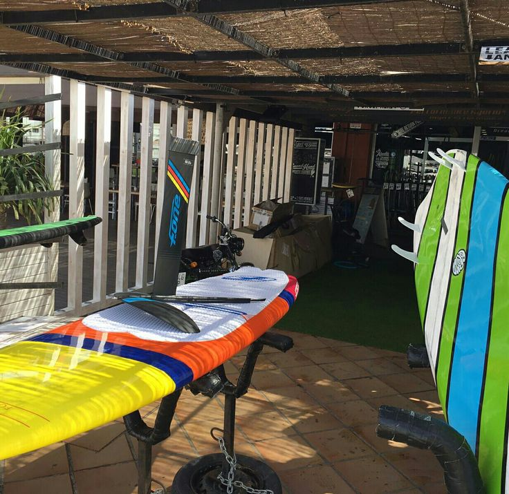 F.one foil sup story about to start @ www.lineupfuerteventura.com