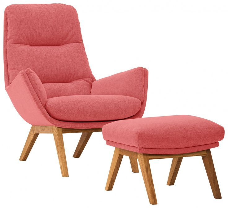 Billig Bequemer Sessel Mit Hocker Leesstoel Stoelen
