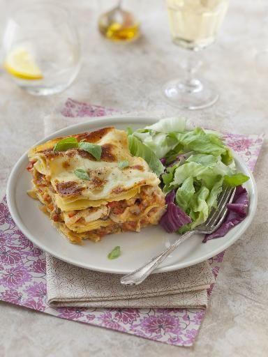 Lasagnes au tofu