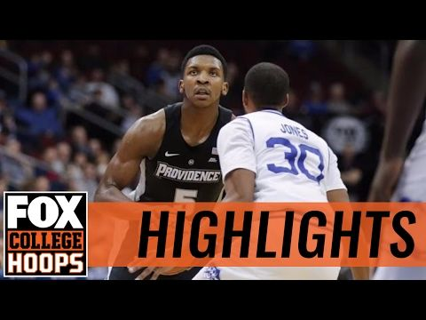 Seton Hall tops Providence in OT | 2017 COLLEGE BASKETBALL HIGHLIGHTS