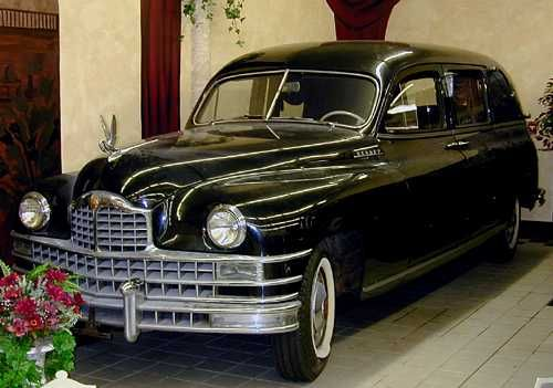 Limo For Sale >> Packard Hearse | 1949 Packard Henney Hearse. | Packard ...