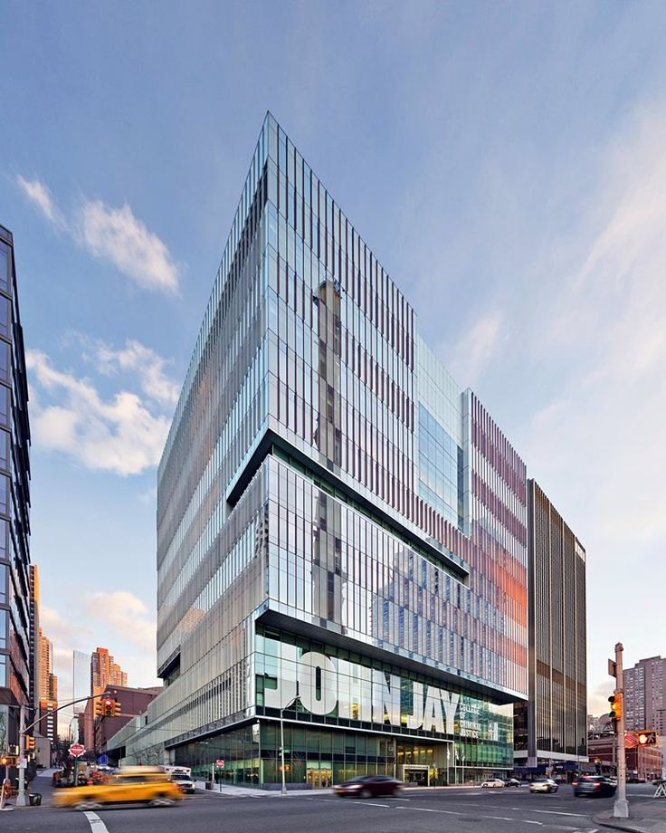 John Jay College of Criminal Justice, New York, 2013 - SOM - Skidmore Owings