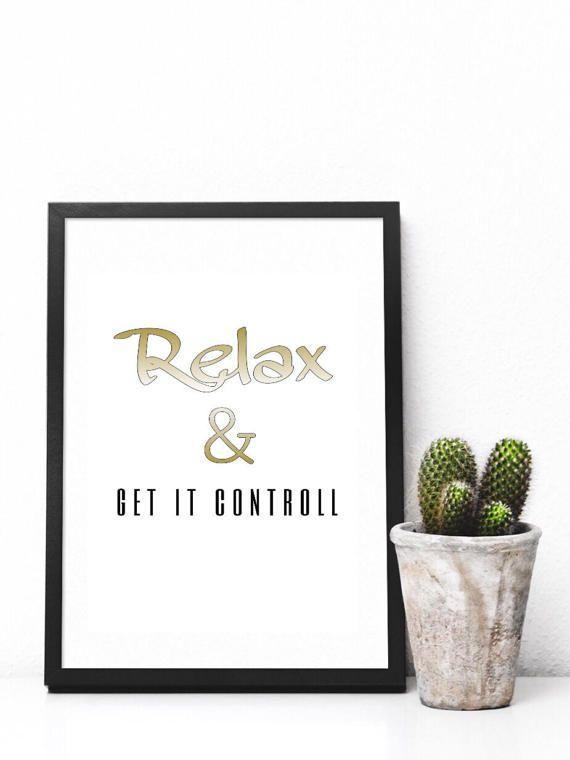 Printable Inspirational Words For Mind Programming - Minimalist Illustration - E-card - Instant Download - Digital Art - Wall Decor - DIY