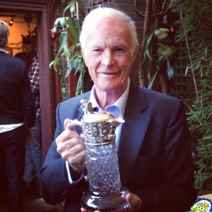 Congratulations to Viv Thomson from Bests wines Great Western on the 2012 Jimmy Watson trophy for 2011 Bin 1 Shiraz www.bestswines.com.au