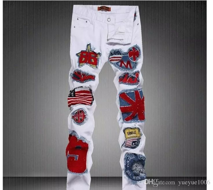 Wholesale cheap jeans online, gender - Find best 2016 brand mens straight ripped for high quality denim bike jeans fashion designer pants slim fit trousers at discount prices from Chinese men's jeans supplier - yueyue1006 on DHgate.com.