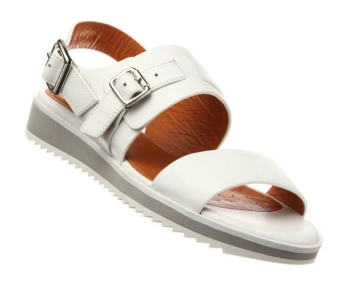 Geox D3291B-00043-C1000 Damenschuhe EU 39 Sandalen Sandaletten Leder GX72 in…