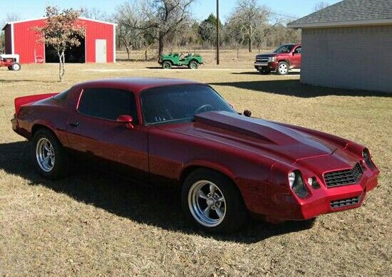 42 Best Images About Second Gen Camaro On Pinterest Cars