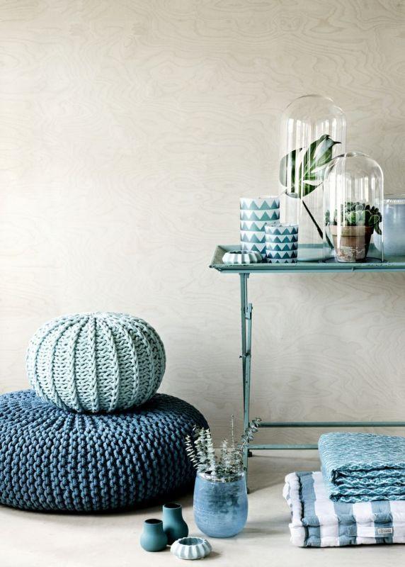 Interieur | Een blauw interieur - fris, modern of toch chique • Stijlvol Styling - Woonblog