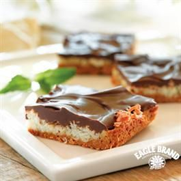 Triple Layer Cookie Bars from Eagle Brand®