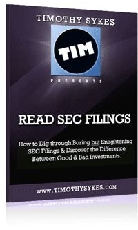 Timothy Sykes & Michael Goode Review - Learn to Read SEC Filings - http://www.tippingrevolution.com/reviews/timothy-sykes-michael-goode-review-learn-to-read-sec-filings/