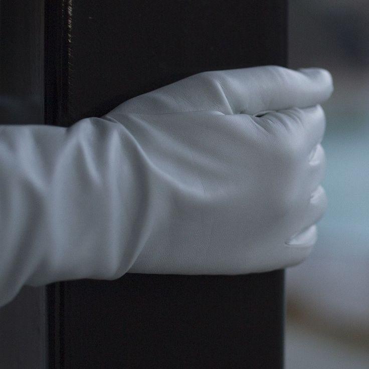 Hairsheep leather gloves. alpagloves.hu