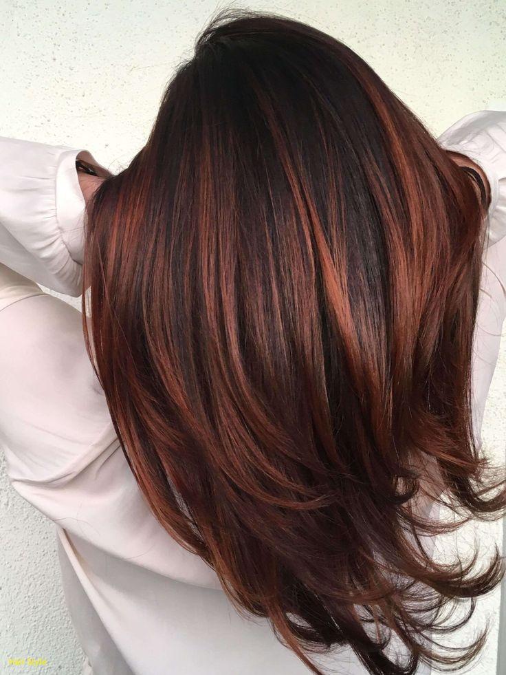 Schöne rote Haare mit Highlights Ideen
