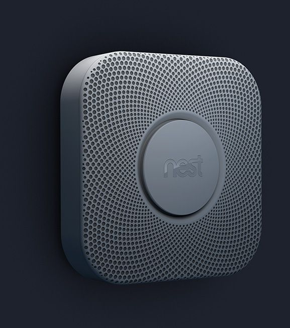 Sees what's invisible. Nest Protect gives you information, not just alarms. It tells you what the problem is and where it is. And in case you're away from home, it sends a message to your phone. Because a beep simply isn't enough.
