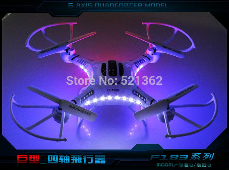 Find More RC Helicopters Information about 2015 Newest Drone  Awesome F183 2.4G RC Helicopter 6 Axis GYRO Quadcopter Drone With Camera LED Remote control Toys,High Quality helicopter simulator,China helicopter apache Suppliers, Cheap helicopter toy remote control from Topselller365 on Aliexpress.com