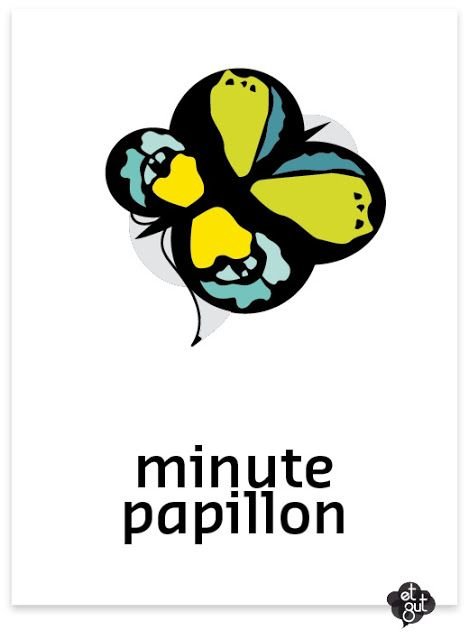 minute papillon - hold your horses, not so fast