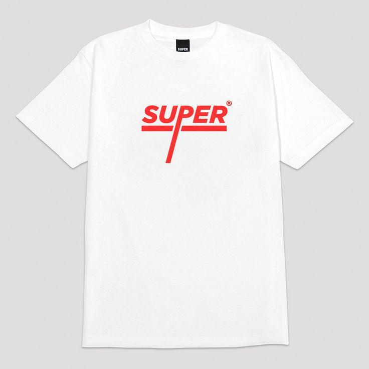Super® Tilted - WHITE