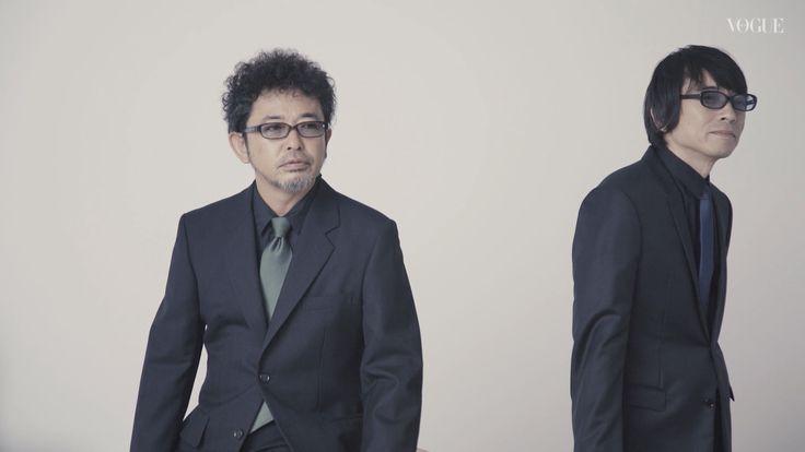 奥田民生とYO-KINGスペシャルメッセージ男性ミュージシャン特集