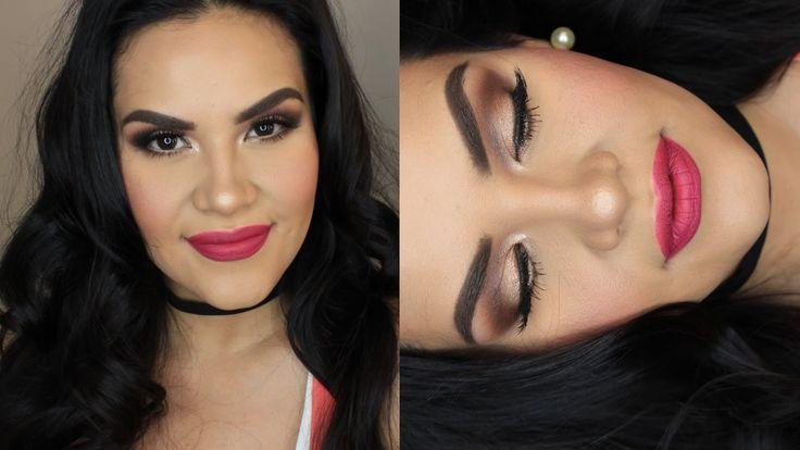 Maquillaje Rapido y Sencillo | Mytzi Cervantes