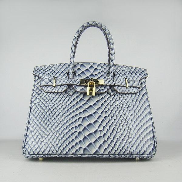 Rare Fish skin Birkin 30cm, Blue with Gold Hardware...   stuff i like    Pinterest   Hermes birkin, Birkin and Hermes e8adc5f4b7