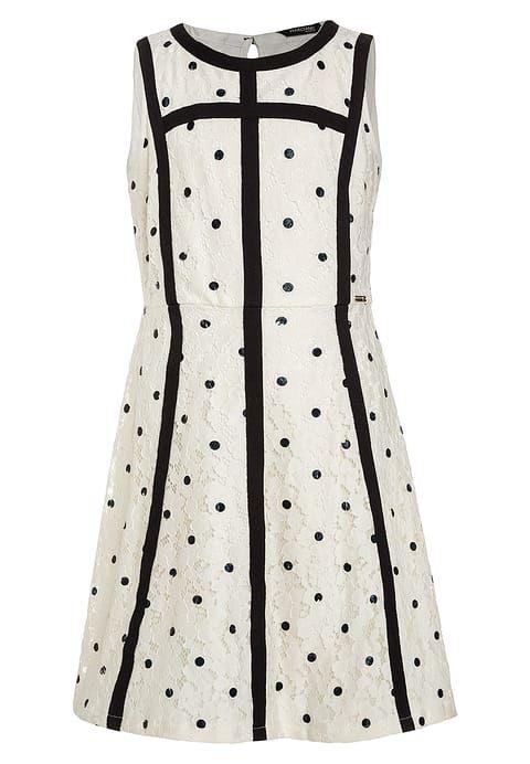 Kleding Guess Korte jurk - black Zwart: € 89,95 Bij Zalando (op 19-7-17). Gratis bezorging & retour, snelle levering en veilig betalen!